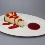 part de cheesecake