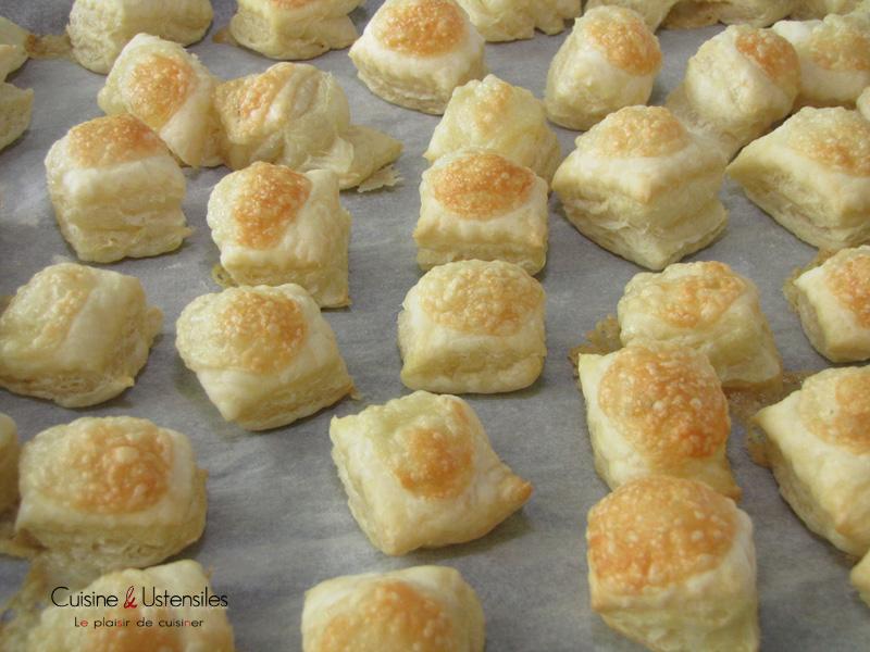 Recette petits fours sal s au comt le blog de cuisine for Petit four cuisine