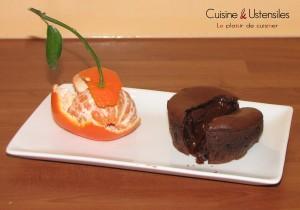recette coulant au chocolat le blog de cuisine et ustensiles. Black Bedroom Furniture Sets. Home Design Ideas