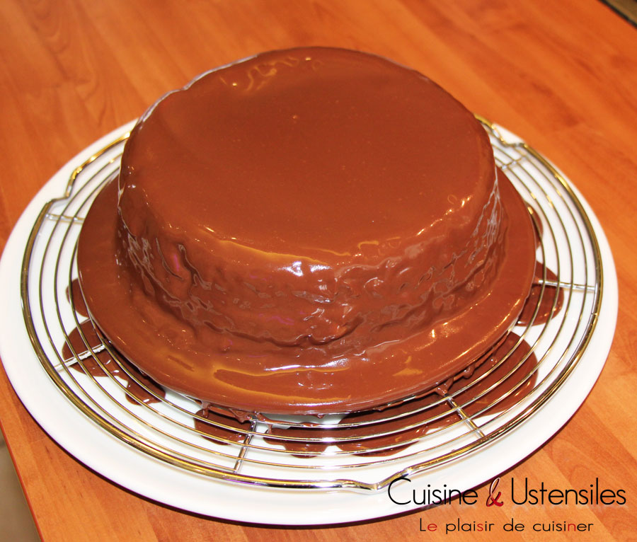 recette gla age au chocolat le blog de cuisine et ustensiles. Black Bedroom Furniture Sets. Home Design Ideas