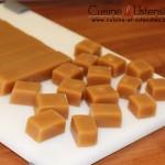 caramels au beurre salé maison