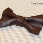 chocolat plastique exemple noeud