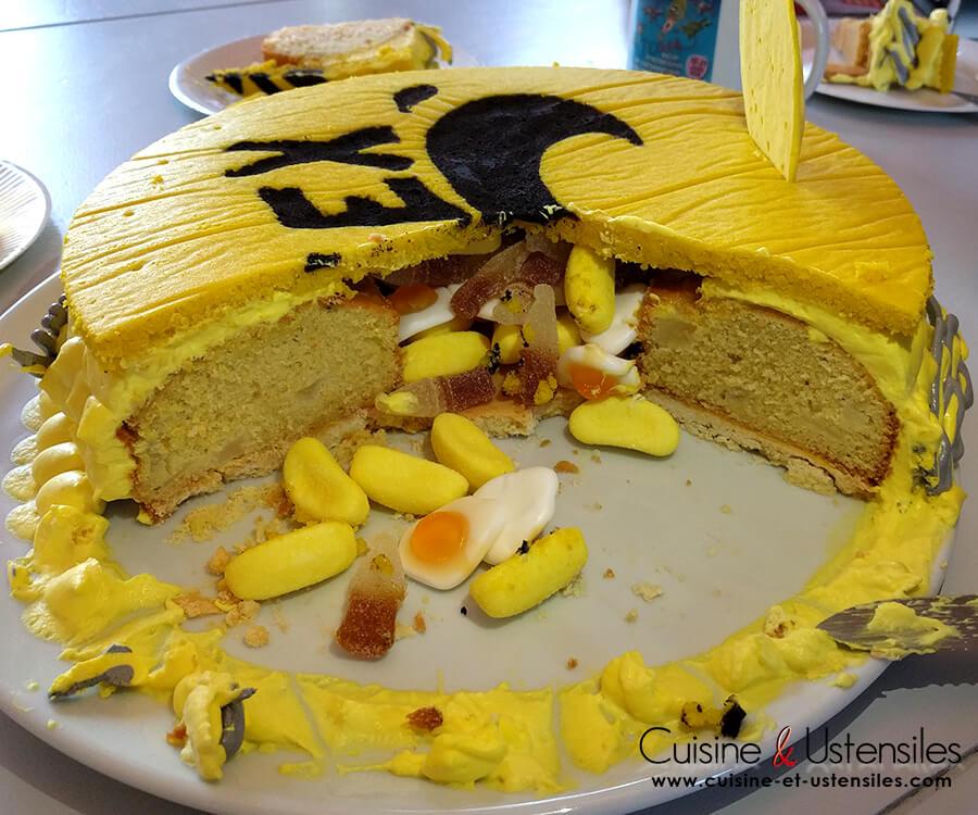 Recette G Teau Surprise Brice De Nice Le Blog De Cuisine Et Ustensiles